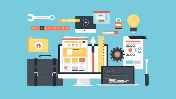 عناصر اولیه در طراحی وب سایت