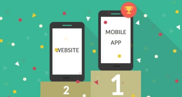 ۱۰ دلیل بهتر بودن برنامه های موبایل نسبت به وبسایت