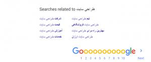 کلمات مرتبط گوگل برای محتوای عمیق