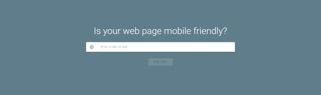 گوگل موبایل فرندلی